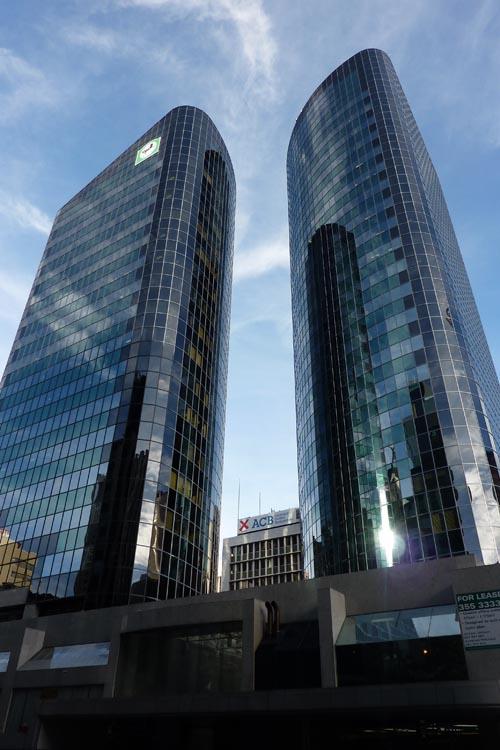 Edificios Auckland, Nueva Zelanda