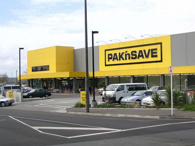 Estafa en las gasolineras Pak n save de Nueva Zelanda