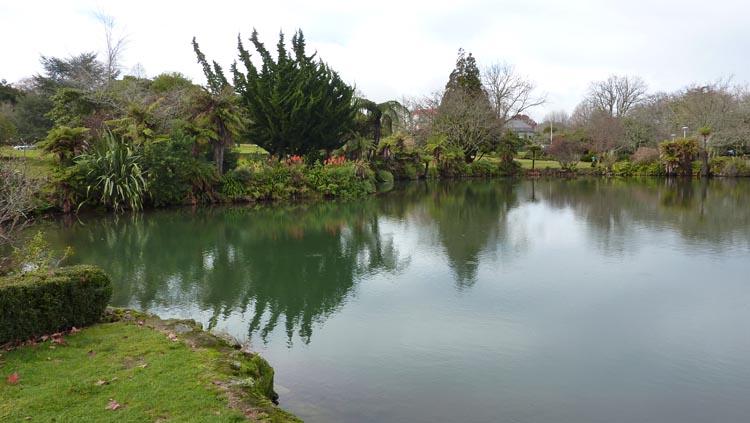 Kuirau Park de Rotorua