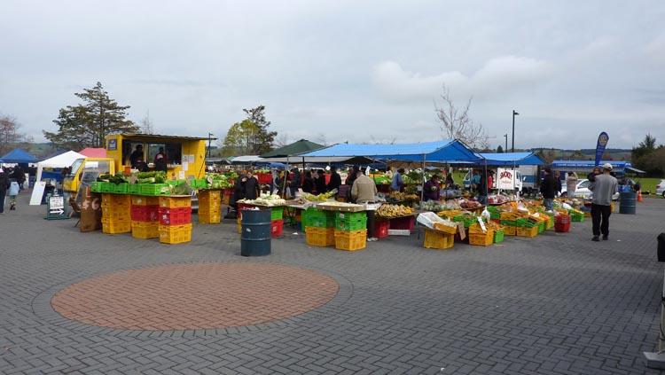 Mercadillo de Rotorua