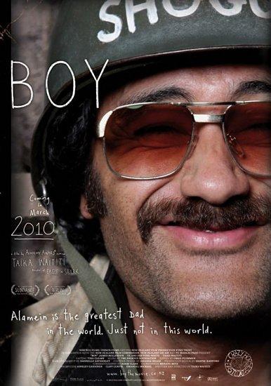 Cartel Oficial de Boy