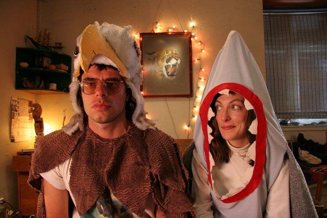 Fotograma de Eagle vs Shark