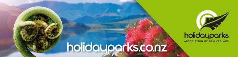 Holiday Park, camping Nueva Zelanda