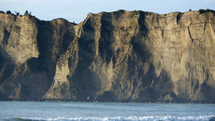 Acantilado Tolaga Bay