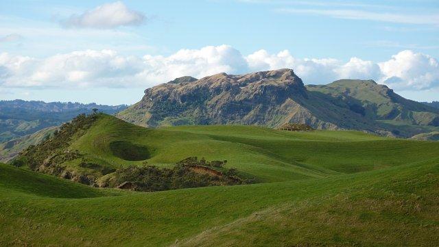 Buscando cuevas en Nueva Zelanda