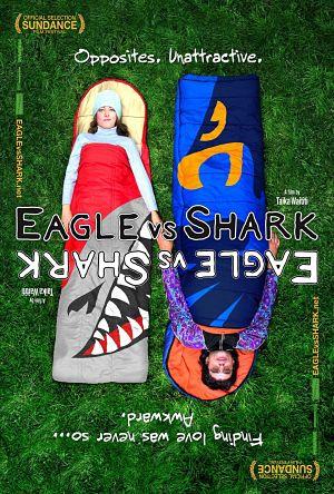 Poster de Eagle Vs Shark de Taika Waititi