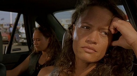 Fotograma de la película neozelandesa 'Once were warriors'