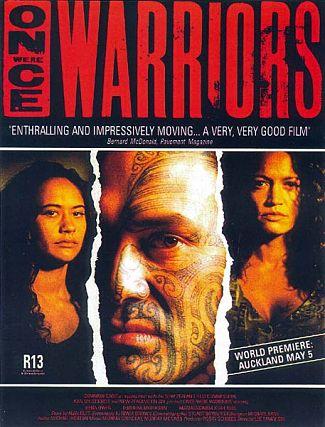 Poster de la película Once were warriors