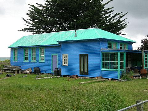 Las casas en alquiler en Nueva Zelanda pueden ser austeras o lujosas