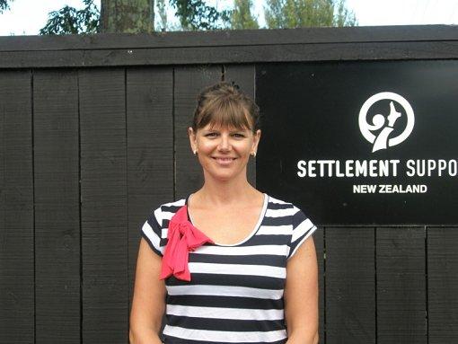 Los trabajadores de Settlement Support New Zealand son muy amables y simpáticos