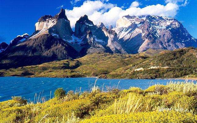 Torres del Paine, uno de los iconos de la Patagonia en Chile