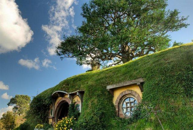 Viajar a Matamata es como adentrarte en el universo Tolkien de 'El señor de los anillos'