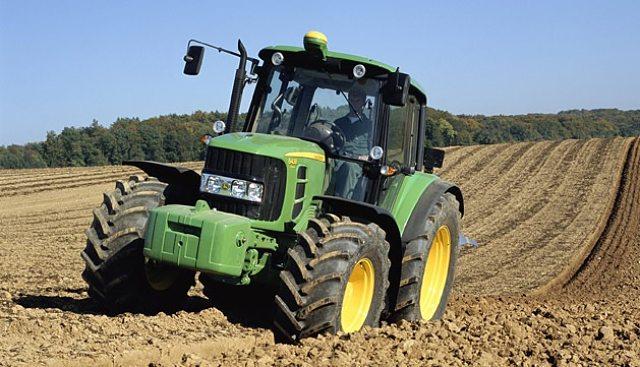 Los vehículos de agricultura como los tractores están exentos de pagar el impuesto de circulación en Nueva Zelanda